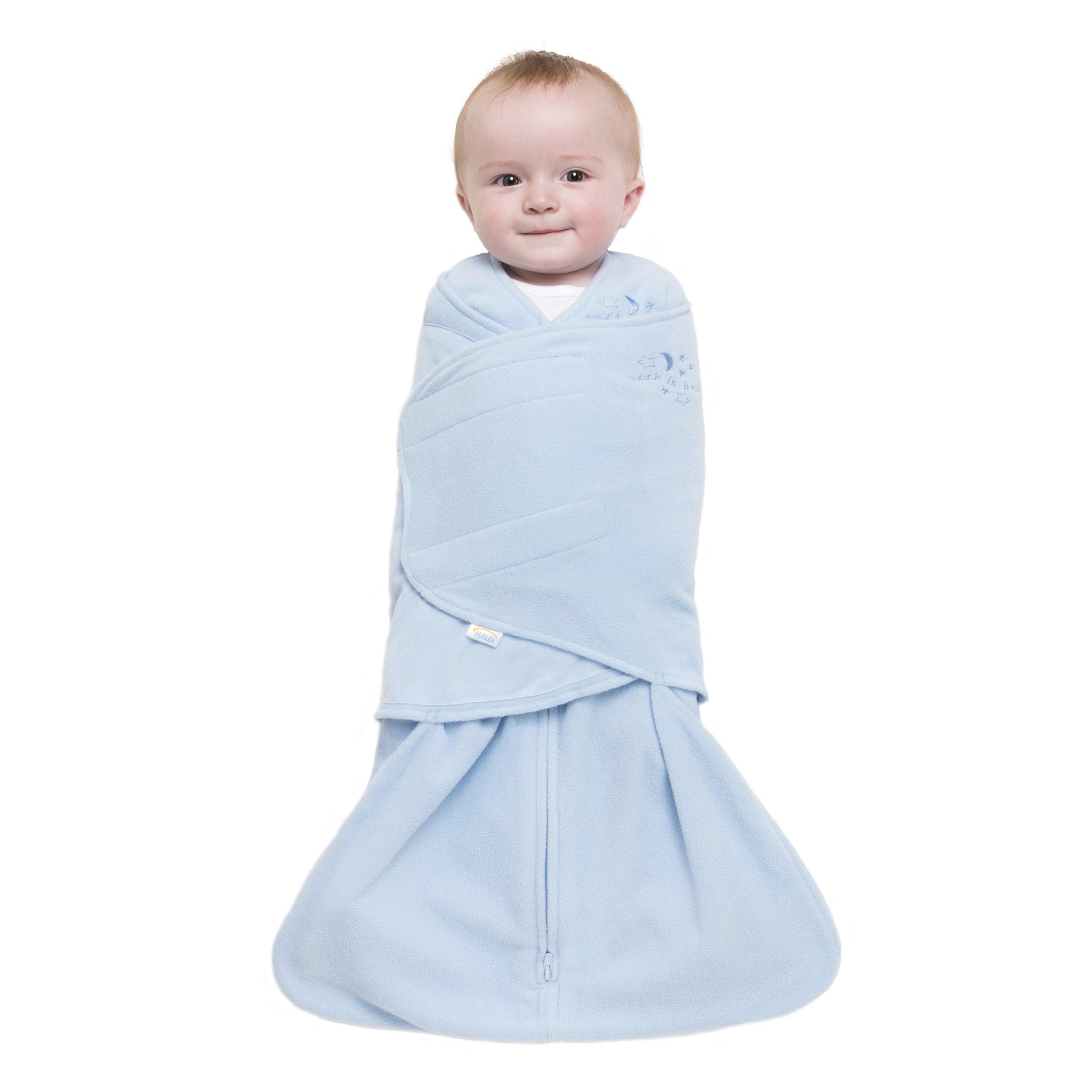 Halo SleepSack Swaddle Fleece Preemie Baby