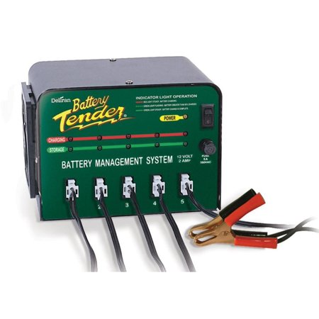 Battery Tender 021-0133 5 Bank Battery Tender -