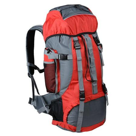 de5d2b1830db Outdoor Sport Hiking Camping Backpack 70L Rucksack Travel Shoulder Bag  Large Red