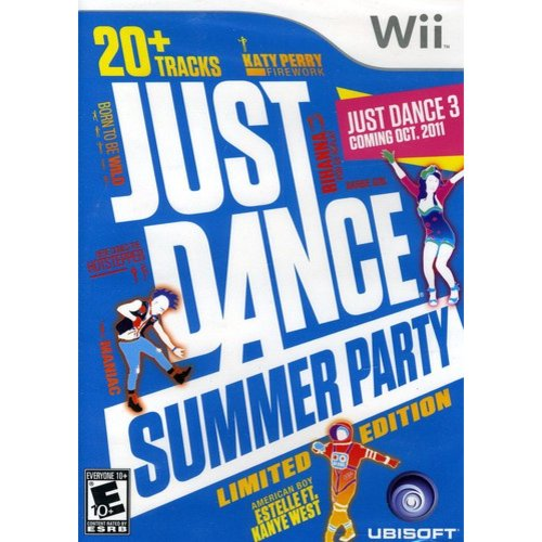 Just Dance Summer Party (Wii)
