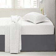 Sweet Home Collection Microfiber 1500 Thread Count Bedskirt-Dust Ruffle