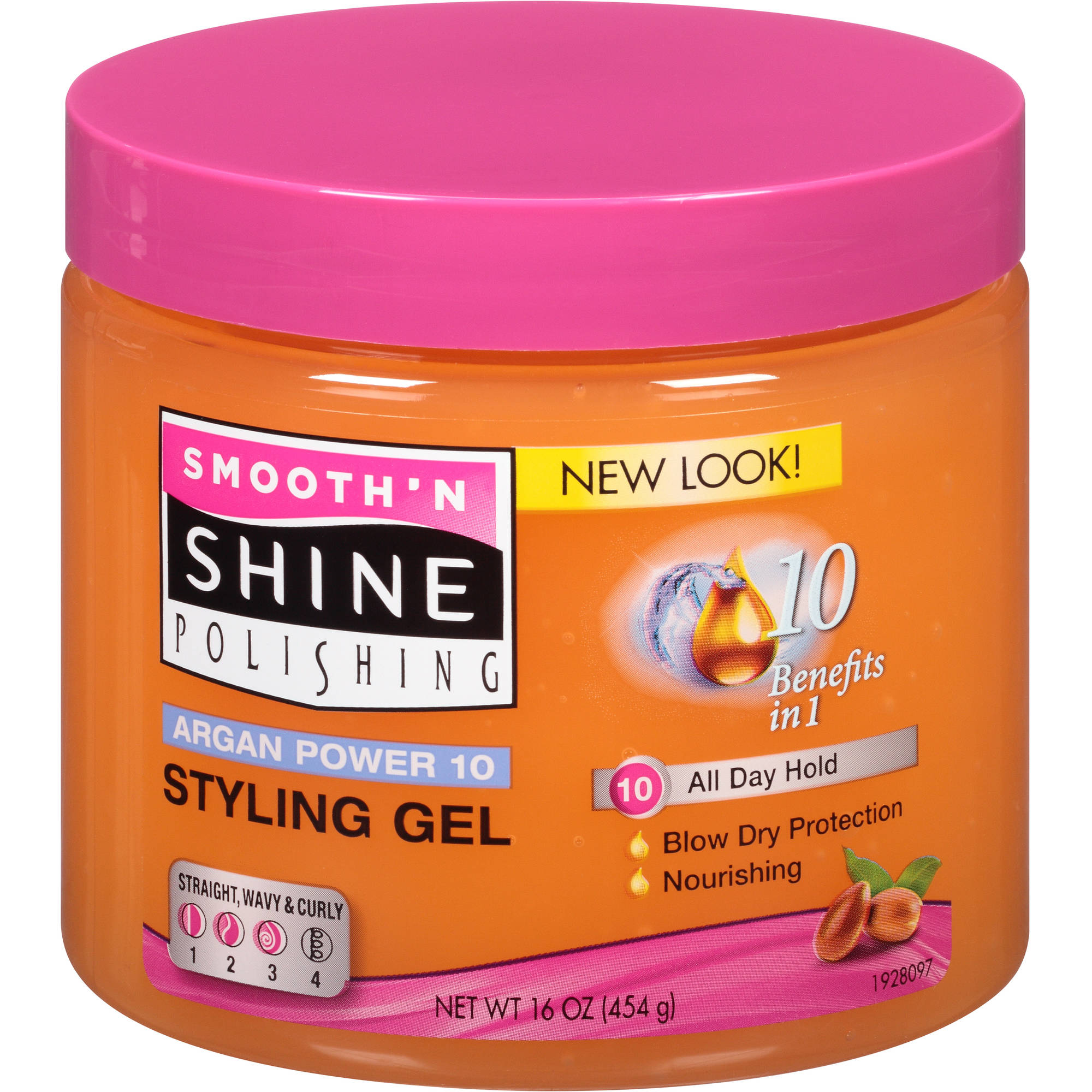 walmart hair styling products smooth n shine polishing argan power 10 nourishing 3635