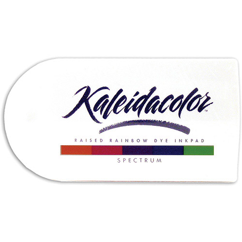 Kaleidacolor Dye Ink Pad Spectrum