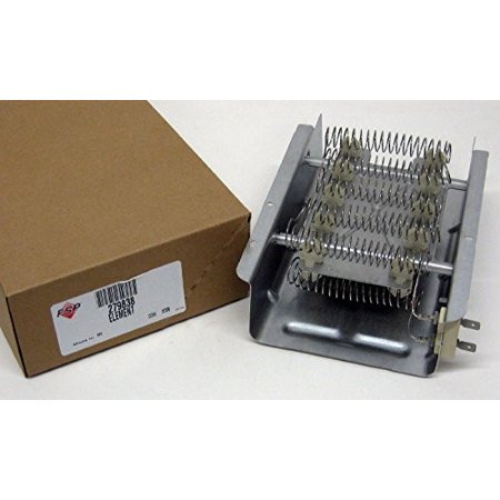 Clothes Dryer Heater (Part # 279838 or 398064 or 3403585 Genuine Factory Oem Original Clothes Dryer Heater Heating Element for Whirlpool, Maytag, Kenmore, Roper, Estate, Sears and Admiral. )