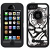 Skin Decal for OtterBox Defender Apple iPhone SE Case - White Tiger Face TrekSkins are a high quality, durable vinyl skin that is removable and the perfect touch of personalization to add to your iPhone! <br><b>This skin is just a thin layer of vinyl that has been precisely cut out to be added on top of your Apple iPhone SE OtterBox Defender case</b>.<br> TrekSkins are designed and created with the highest quality materials to ensure full coverage from scratching, wearing out, and peeling off your OtterBox Defender case for the iPhone SE.<br> <br><b>The iPhone SE OtterBox Defender Skin Decal Features and Specifications:</b><br>• Printed on high quality removable vinyl using only the best solvent inks, for the highest quality image.<br>• This TrekSkin is Laminated for added protection against minor scratching.<br>• The best part about sporting your iPhone SE is you receive the best of both worlds; a protection that will guard your Phone and fashion at the same time! <br>• Easy to remove and leaves behind no sticky residue.<br>• Compatible with the OtterBox Defender Case for the iPhone SE, iPhone 5 and 5S. Will NOT fit the iPhone 5C OtterBox Defender Case. Please Note this is a <b>vinyl skin/decal sticker not a case</b>. OtterBox Defender case and/or iPhone not included.