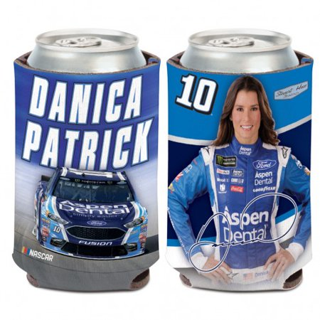 Danica Patrick Official Nascar 12 Oz  Insulated Coozie Can Cooler By Wincraft