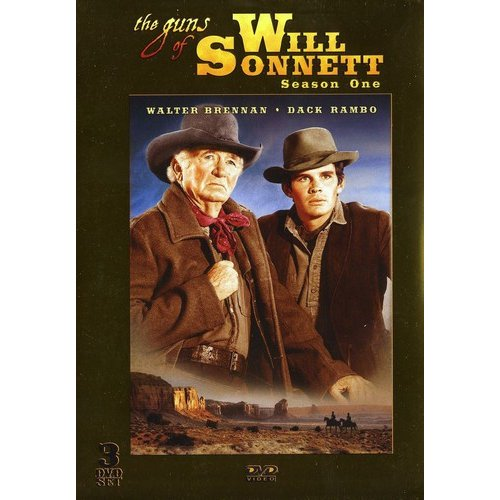 The Guns Of Will Sonnett: Season One