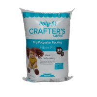 Poly-fil Crafter's Choice Fiberfill - 20 Oz.