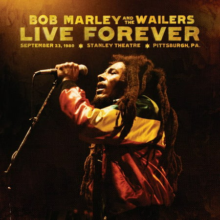 Live Forever: Stanley Theatre Pittsburgh Pa Septem (Limited Edition) (CD)