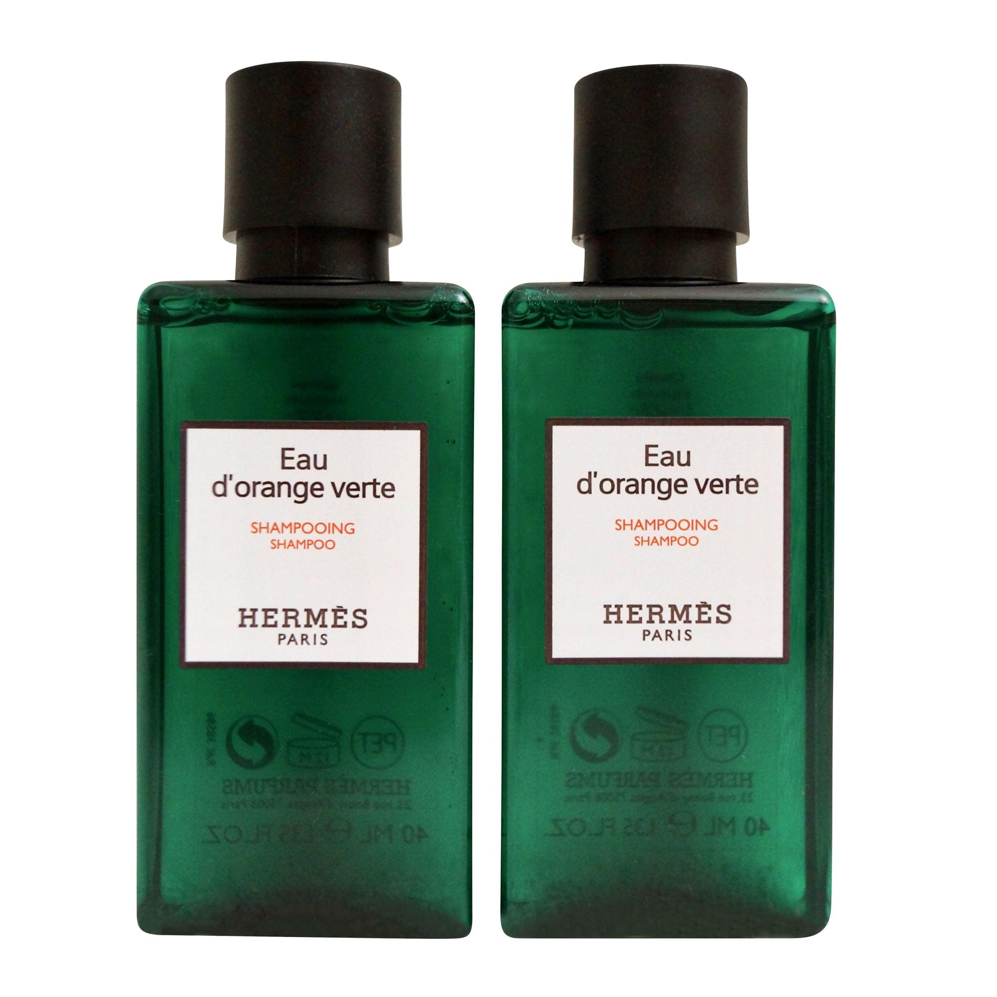 1 D'orange Set Hermes Eau 35 2 Shampoo Oz X Verte Of YIbgv7ymf6