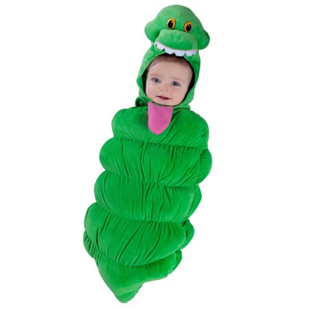 Toddler Ghostbusters Slimer Swaddle Costume - Toddler Ghostbusters Costume