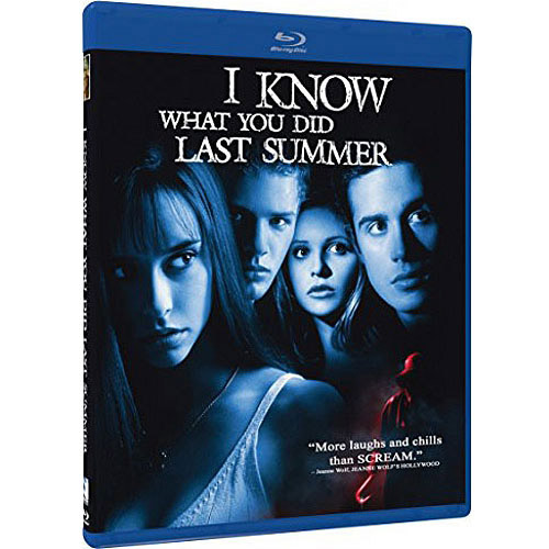 I Know What You Did Last Summer (Blu-ray) (Widescreen)