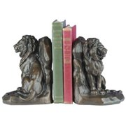 Lion & the Mouse Bookends