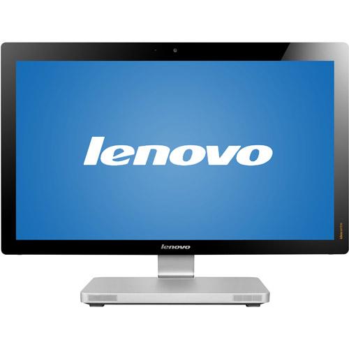 """Lenovo IdeaCentre A720 25643FU All-in-One Desktop PC with Intel Core i5-3210M Processor, 6GB Memory, 27"""" Monitor, 500GB Hard Drive and Windows 7 Home Premium"""