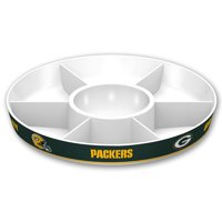 Fremont Die NFL Green Bay Packers Party Platter