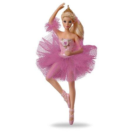 Hallmark Barbie Ballet Wishes Ornament Hobbies & Interests,Toys & Gaming - Ballet Ornaments