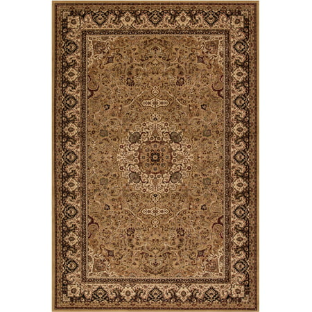 Concord Global Trading Persian Classics Collection Isfahan Area Rug (Orential Trading)