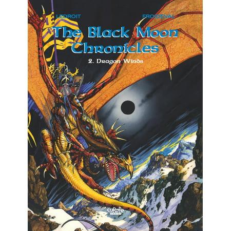 Two Black Dragons - Black Moon Chronicles - Volume 2 - Dragon Winds - eBook