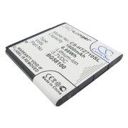 Cameron Sino 1800mAh / 6.66Wh Battery Compatible With Google G14HTC Sensation, Z710e, Mytouch 4G Slide, Sensation 4G, Sensation XE, Z715E,  and others