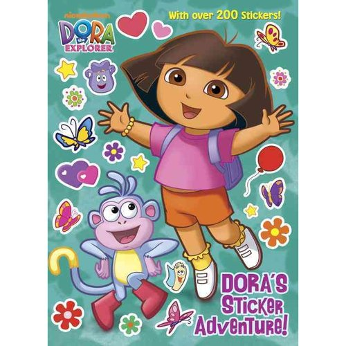 Dora's Sticker Adventure!