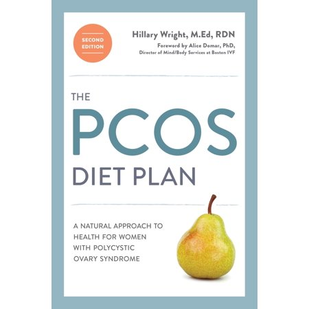 The PCOS Diet Plan, Second Edition - eBook