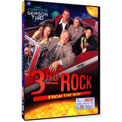 3rd Rock From The Sun: The Complete Season Two (Full Frame)