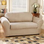 Better Homes And Gardens Stretch Tweed 2 Piece Sofa
