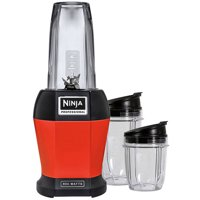 Ninja BL451 Nutri Ninja Pro Deluxe Blender (Red or Blue)