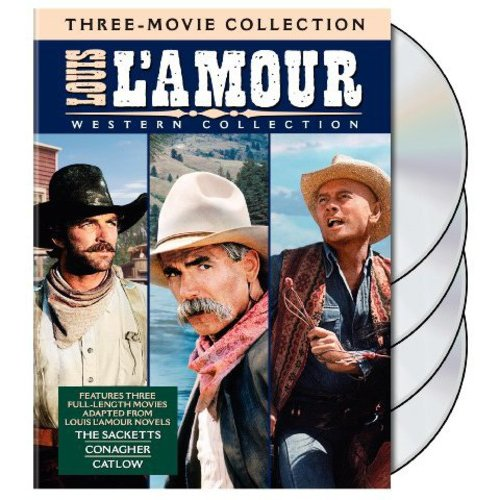 The Louis L'Amour Collection: Catlow / The Sacketts / Conagher  (Full Frame)