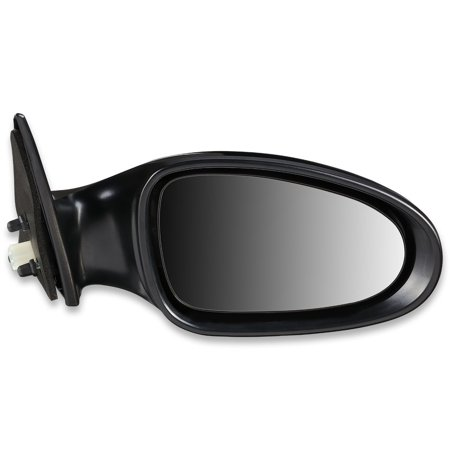 For 2004 to 2006 Nissan Altima OE Style Powered Passenger / Right Side View Door Mirror 96301Zb080 05 Black Passenger Side View Mirror