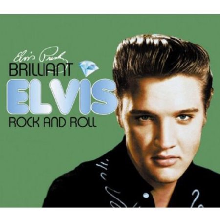 Brilliant Elvis: Rock & Roll (CD) (Digi-Pak)
