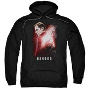 Star Trek Beyond Scotty Poster Mens Pullover Hoodie