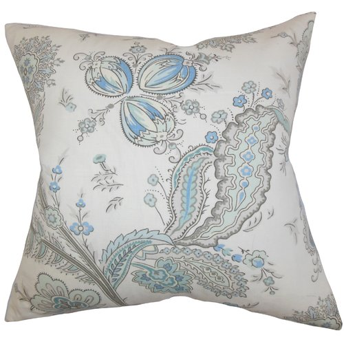 Red Barrel Studio Housman Floral Floor Pillow