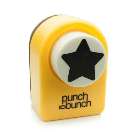 Medium Punch - Star
