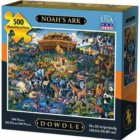 Dowdle Jigsaw Puzzle - Noah's Ark - 500 Piece ()