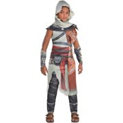 Party City Bayek Halloween Costume for Boys, Assassin's Creed, Includes Accessories