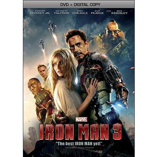 Iron Man 3 (DVD + Digital Copy) (Widescreen)
