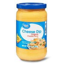 Great Value Cheese Dip