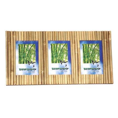 Bamboo54 Frame Bamboo Triad Frame - Natural Bamboo 54 Natural Bamboo