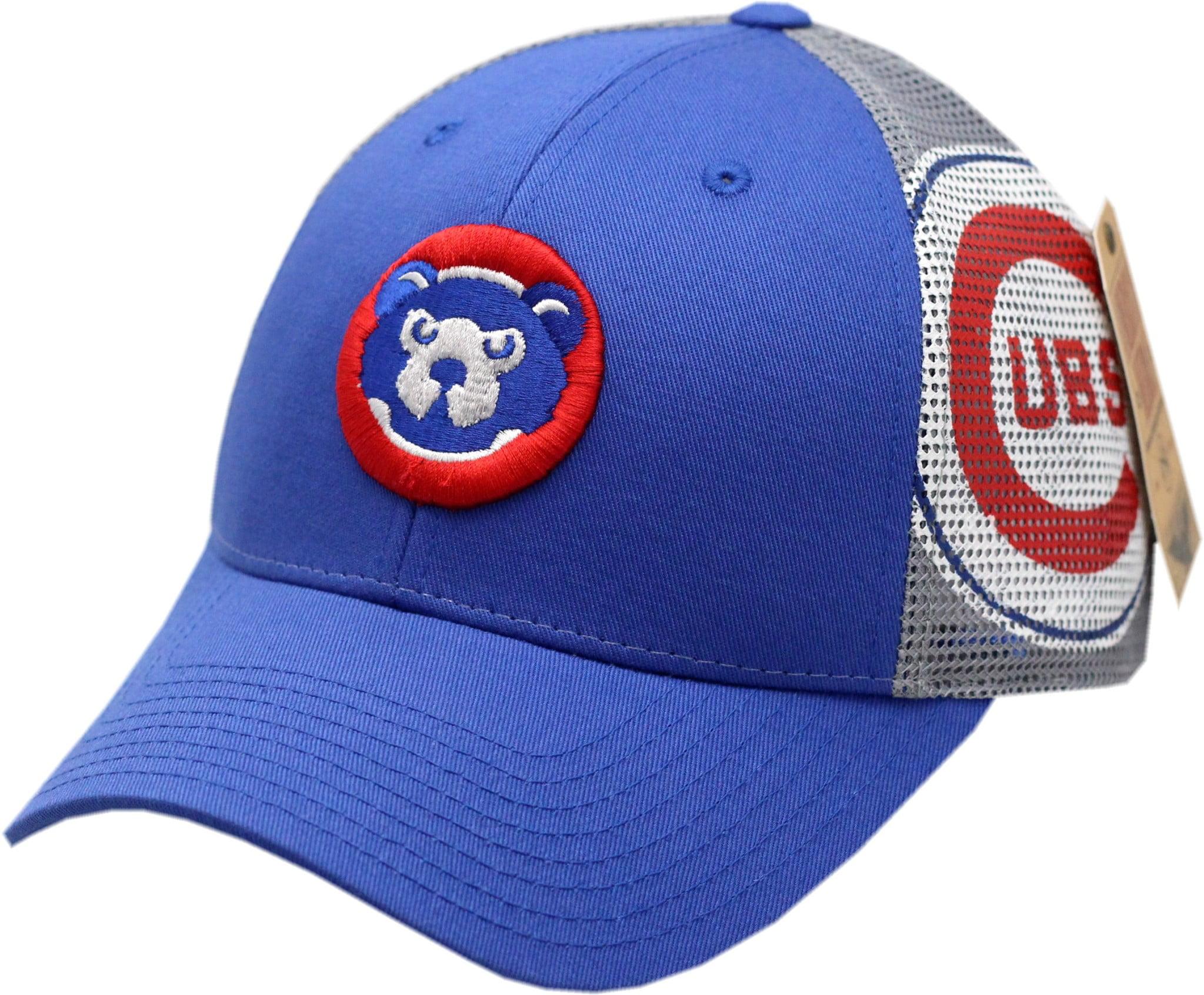 1b67fac3 ... inexpensive chicago cubs snapback trucker mesh 84 logo d0e79 b523e