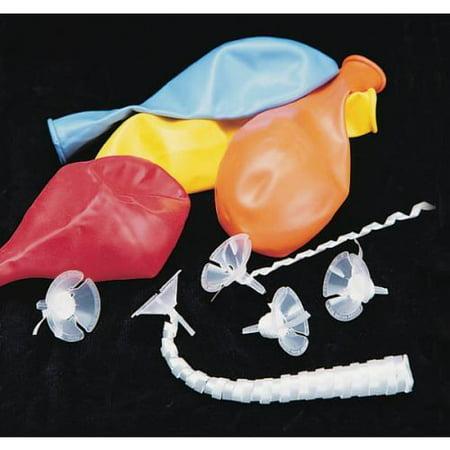 No.293268 Balloon Strings With Clips (Balloon Clip)