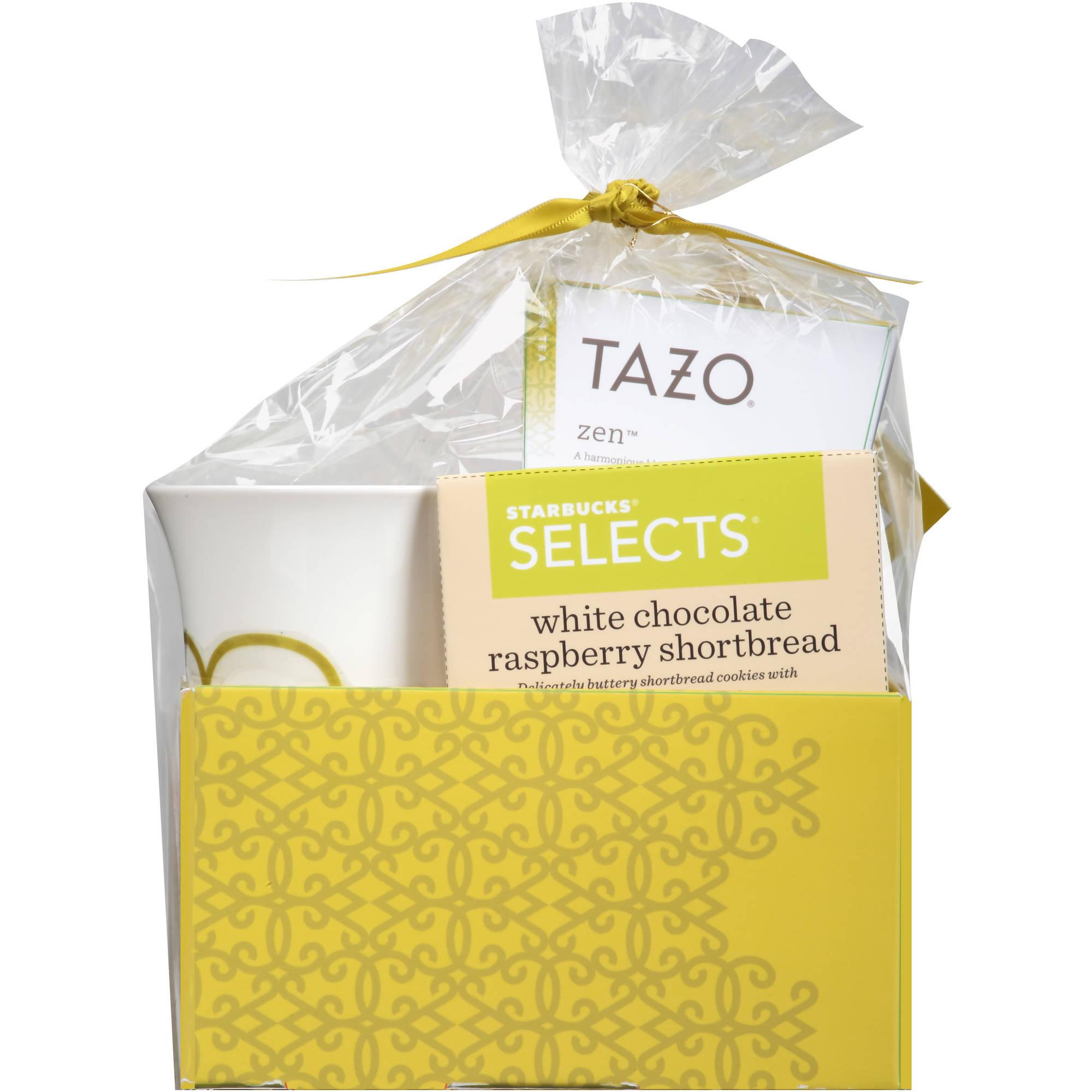 Tazo Tea Basket for One