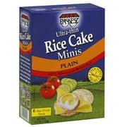 Paskesz Plain Ultra-thin Rice Cake Minis
