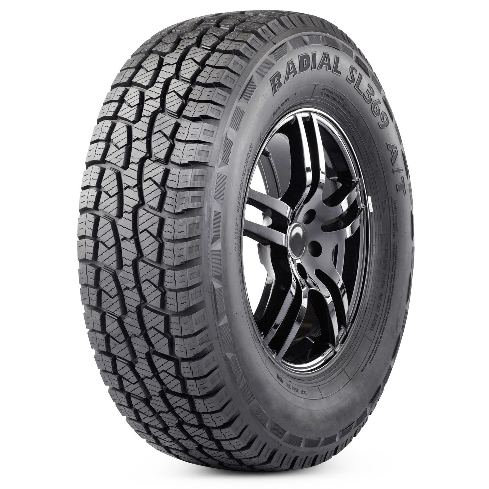 Westlake SL369 A//T all/_ Terrain Radial Tire-275//60R20 115T SL-ply