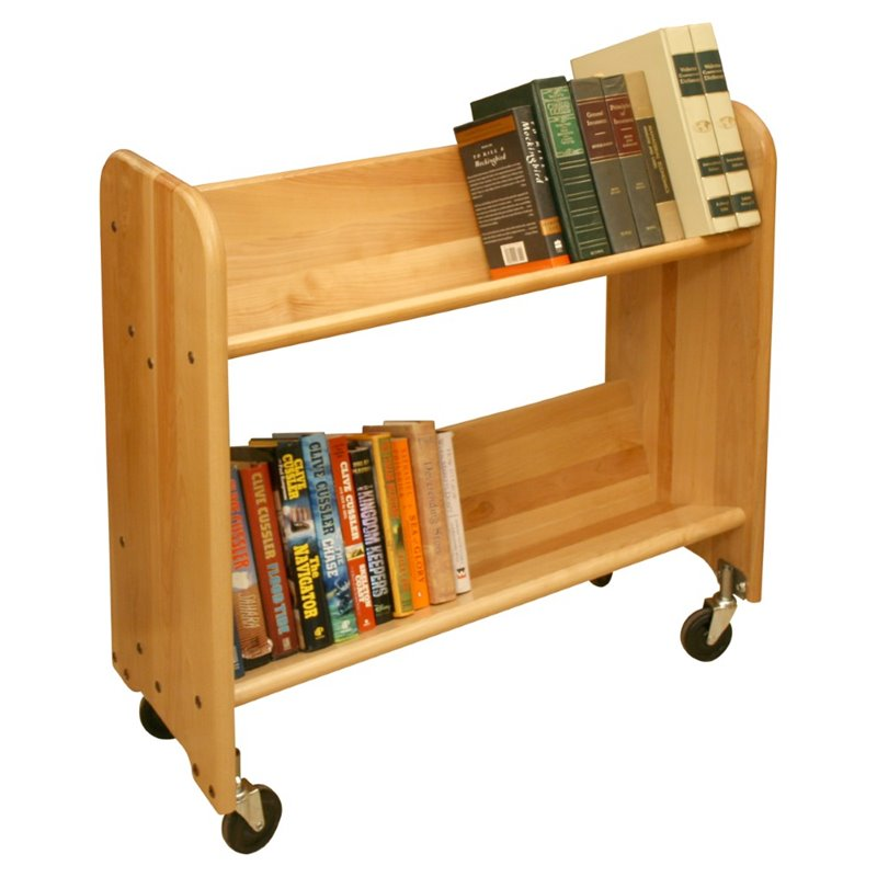 Catskill Craftsmen Rol Rack Book Rack in Natural Birch by Catskill Craftsmen