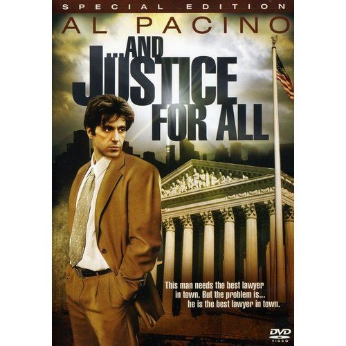 And Justice For All (Special Edition) (Widescreen, SPECIAL)