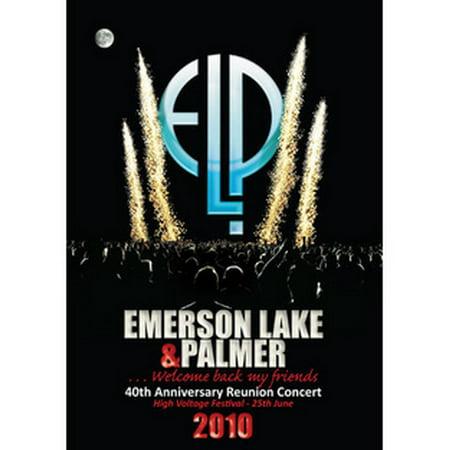 Emerson, Lake & Palmer: 40th Anniversary Reunion Concert 2010