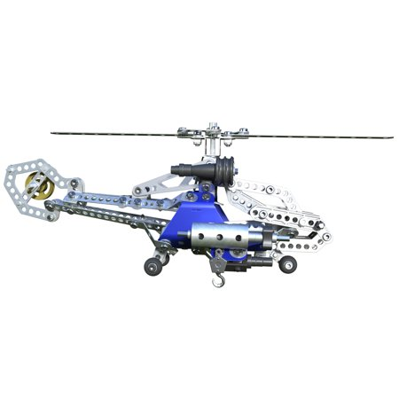 Meccano-Erector Tactical Copter Model Kit