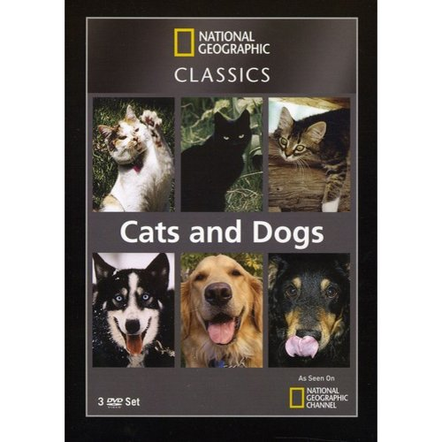 National Geographic Classics: Cats And Dogs (Full Frame)
