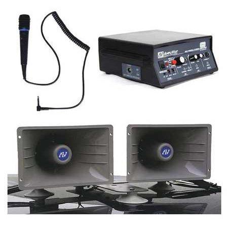 - AMPLIVOX SOUND SYSTEMS S312 SOUND CRUISER